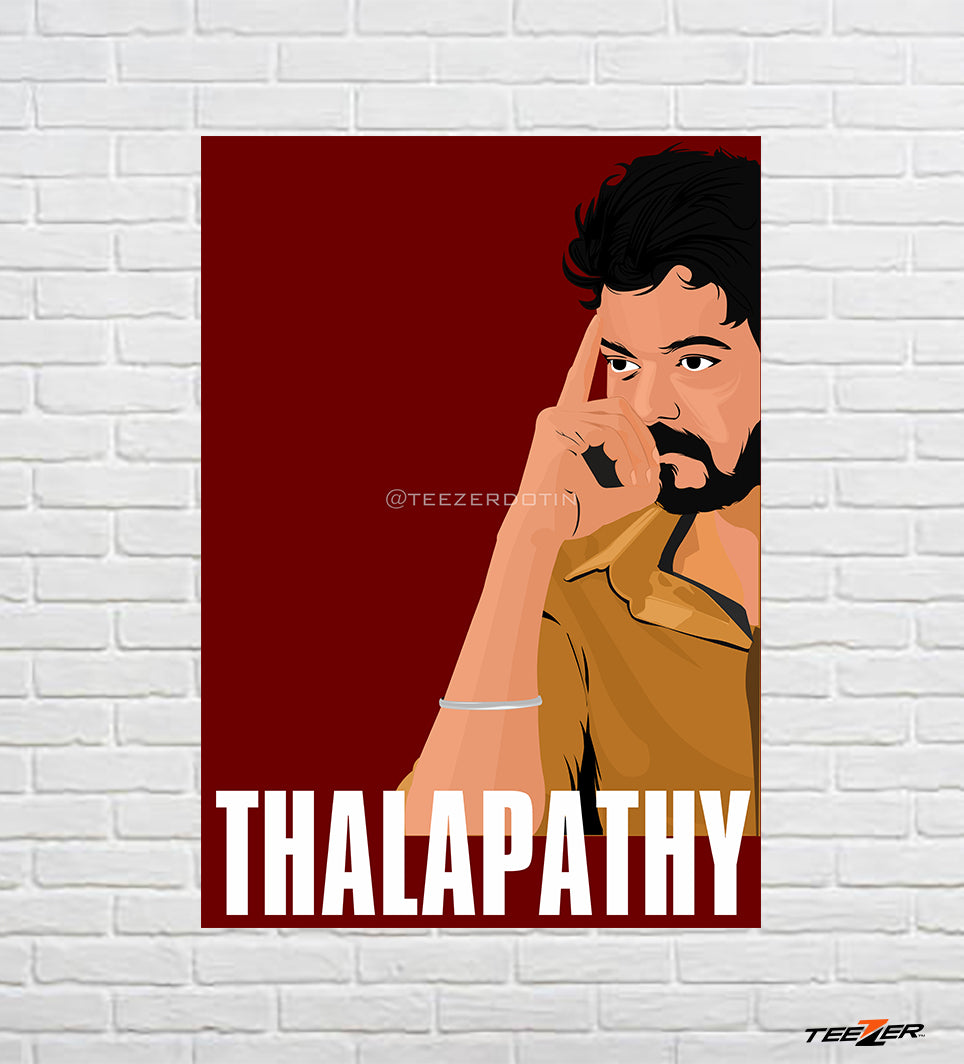 Thalapathy Swag - poster