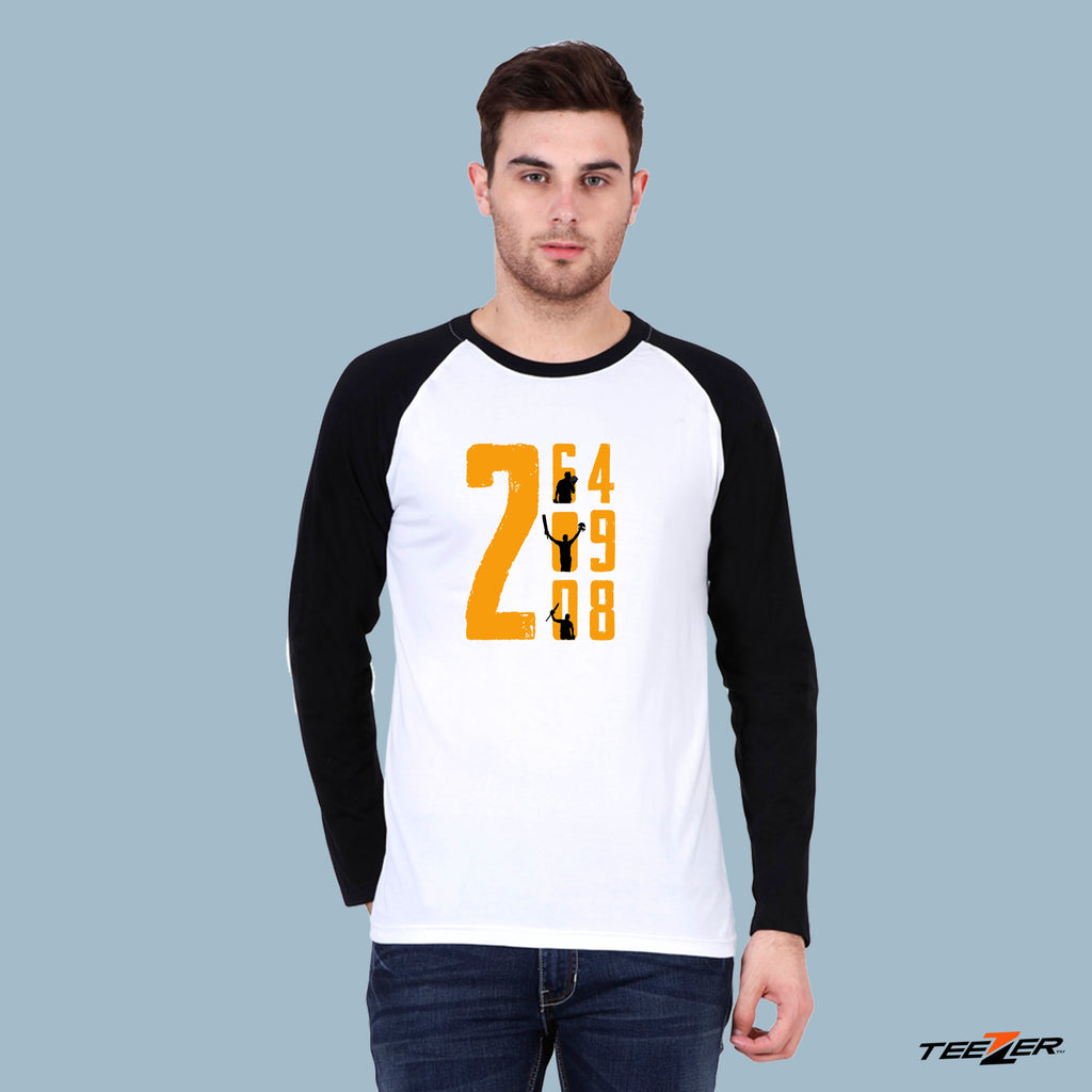 Hitman Double Century - Raglan Sleeves