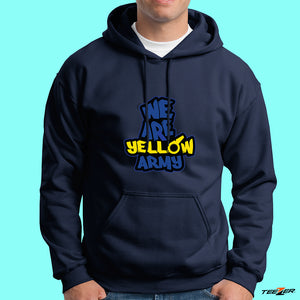 Yellow army-Hoodies