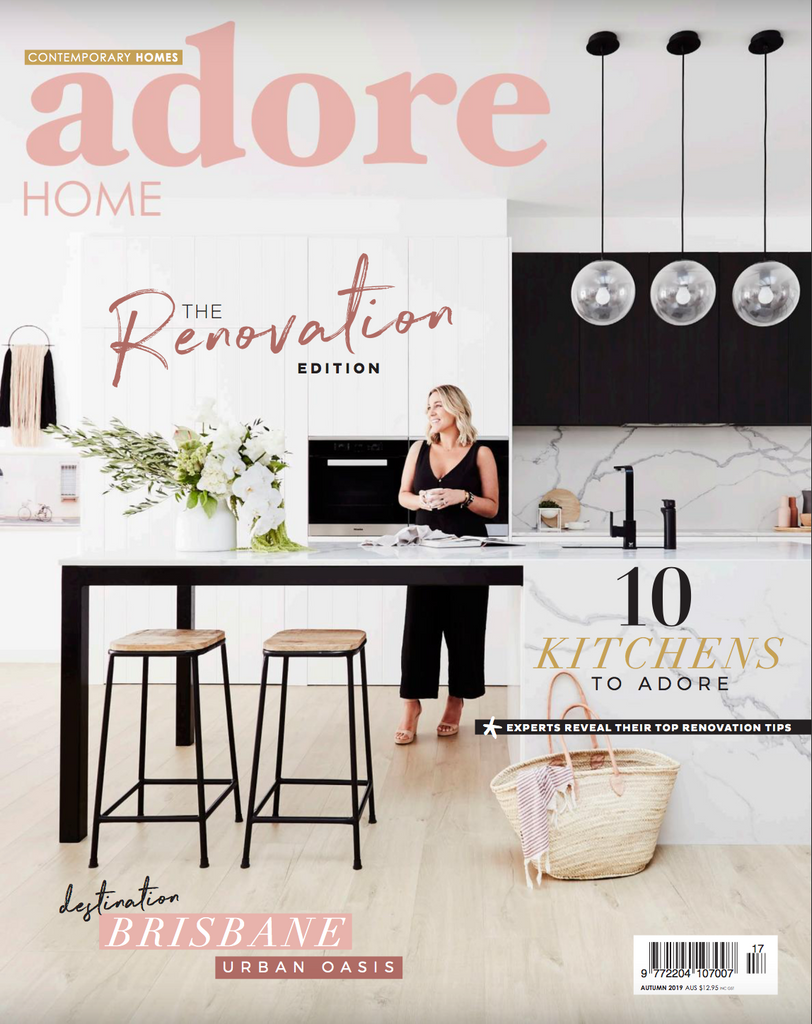 Style to Steal: Pineapple Traders featured in Adore Magazine!
