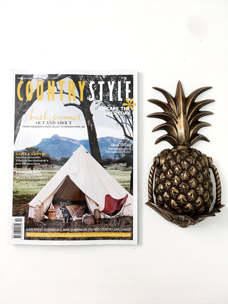 Pineapple Traders: As Featured in Country Style Magazine