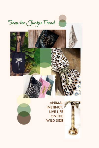 Shop the Jungle Trend!