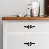 Reef Knot Drawer Pull - The Society Inc