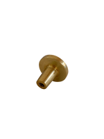 Round brass knob [small]  |  by Pineapple Traders