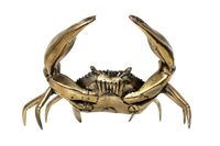 Large Brass Crab