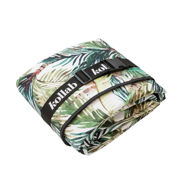 Green Palm Picnic Blanket - Pineapple Traders