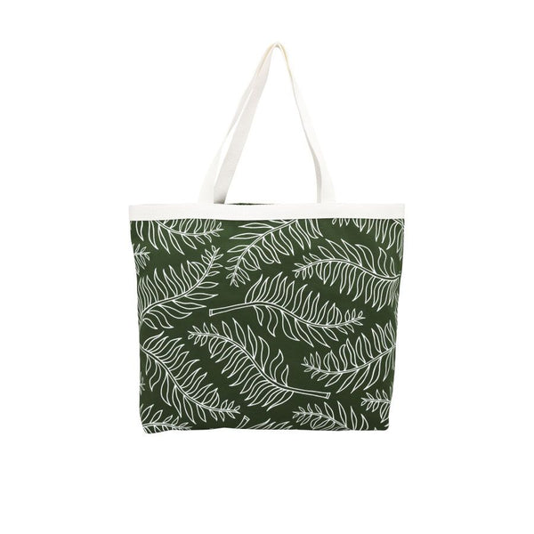Palm Shopper's Tote - Jana Lam Hawaii