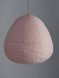 Pear Lantern in Pink Linen - The Jungle Trader