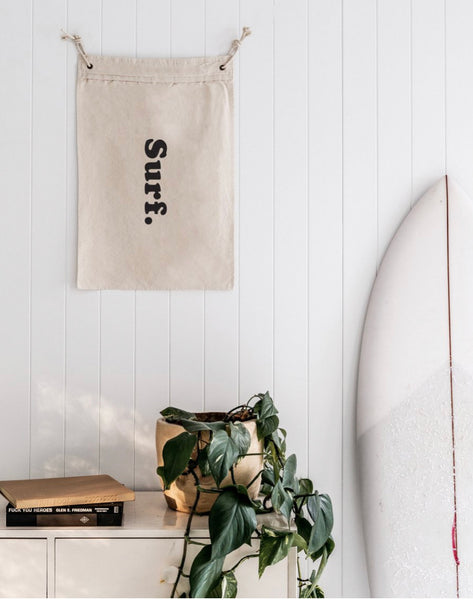 Surf Flag - Rose St Supply