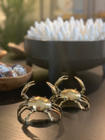 Small Brass Crab