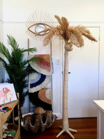 Raffia Coconut Palm Tree