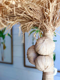 Raffia Coconut Palm Tree - LOCAL PICK UP ONLY