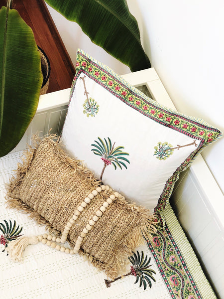 Imperial Palm Cushion