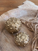 Sea Urchin brass jewellery box