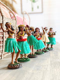Hawaiian Hula Dashboard Doll - Tall