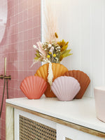 Scallop Shell Vase | by Pineapple Traders