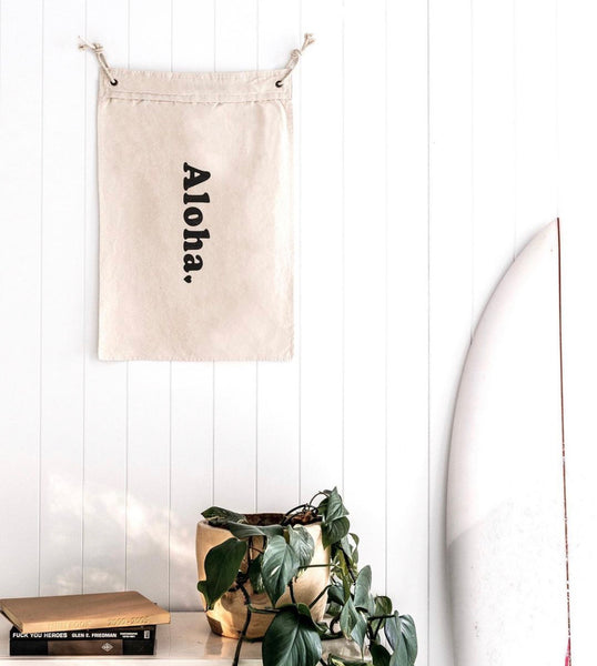 Aloha Flag by Rose St Supply