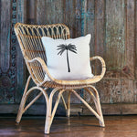 Oasis Palm Tree Cushion