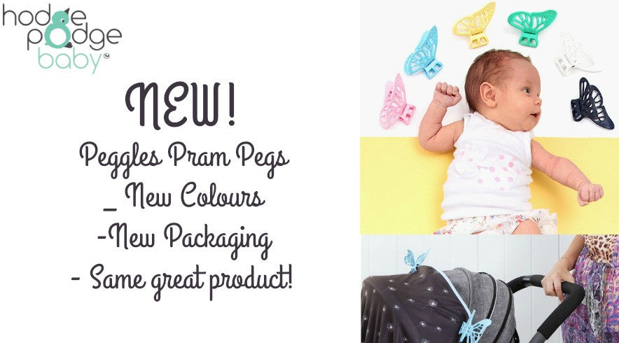 NEW Peggles Pam Pegs Now in Stock!