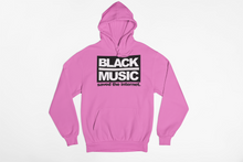 Load image into Gallery viewer, Black Music Saved The Internet Pullover Hood