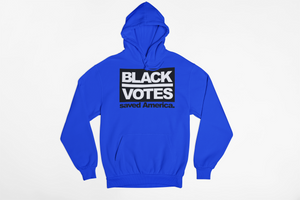 Black Votes Saved America