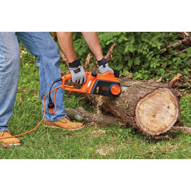16 in. 12-Amp Corded Electric Chainsaw