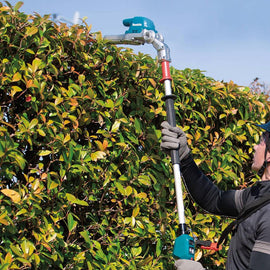 18-Volt LXT Lithium-Ion Brushless 20 in. Articulating Pole Hedge Trimmer Kit (5.0 Ah)