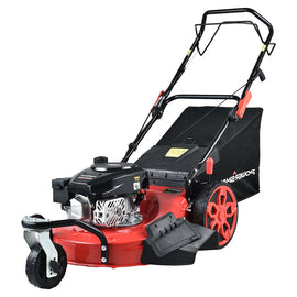 20 in. 3-in-1 170 cc Gas Walk Behind Self Propelled Lawn Mower