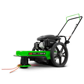 22 in. Cutting Swath 150 cc Gas Powered Walk-Behind String Trimmer