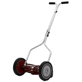 American Lawn Mower Company 14 in. Manual Walk Behind Reel Lawn Mower
