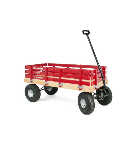 Berlin Flyer Loadmaster Wooden Wagon