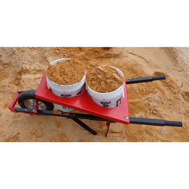 Bolder Innovations 2 Hole 5 Gal. Bucket Barrow