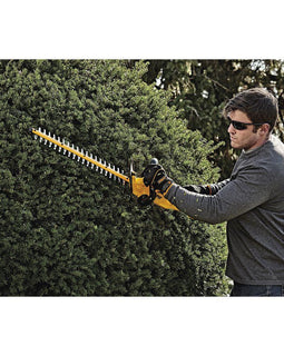 DEWALT 20-Volt MAX Lithium-Ion Cordless 22 in. Hedge Trimmer(choose Tool or KIT)