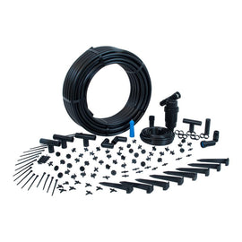 DIG Complete Drip Kit for Rain Barrel Irrigation (for 50 Plants)