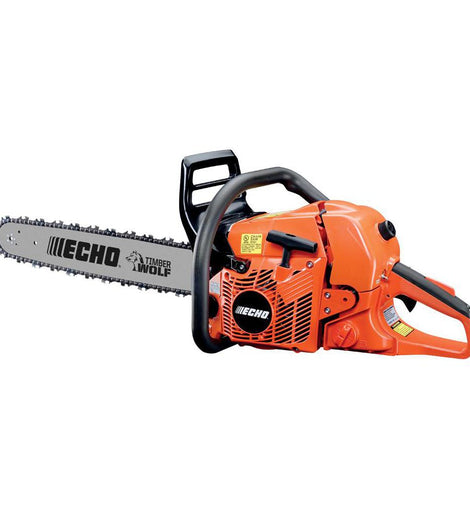 ECHO 59.8 cc Gas 2-Stroke Cycle Chainsaw (Select Inches)