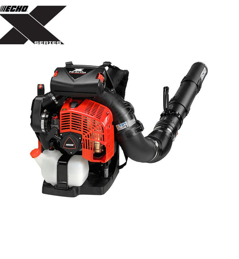 ECHO 211 MPH 1071 CFM 79.9 cc 2 Stroke Gas Engine Backpack Blower with Hip Mounted Throttle