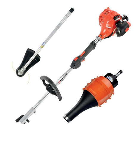 ECHO 21.2 cc Gas 2-Stroke Cycle PAS Straight Shaft Trimmer and Blower Kit