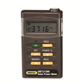 General Tools Digital Solar Power Meter
