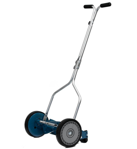 Great States Corporation 14 in. Walk Behind Non-Electric Manual Reel Lawn Mower