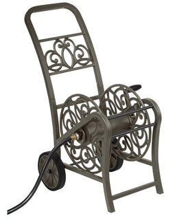 Hampton Bay 2-Wheel Hose Reel Cart