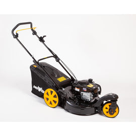MOWOX 21 in. Zero-Turn Gas Walk-Behind High Wheel Push Mower with Bands 625exi, 150cc Engine, 3-n-1