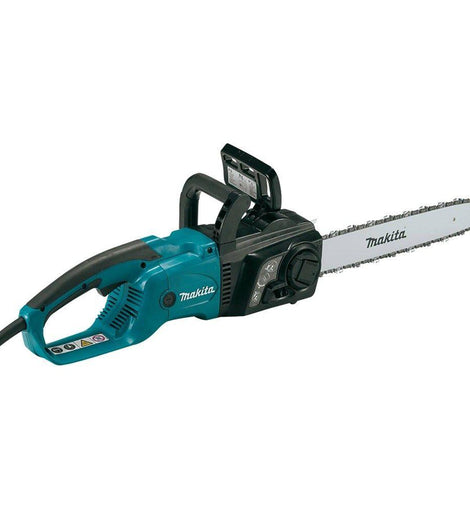 Makita 16 in. 14.5 Amp Corded Electric Rear Handle Chainsaw