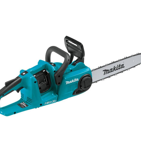Makita 18-Volt X2 (36-Volt) LXT Lithium-Ion Brushless Cordless 14 in. Rear Handle Chainsaw (Tool-Only)