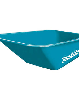 Makita Steel Bucket For use with Makita Power-Assisted Hand Truck/Wheelbarrow model XUC01Z