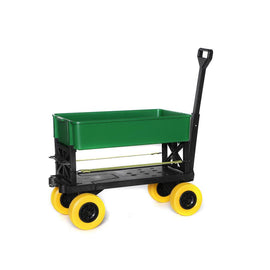 Mighty Max Cart New Garden Utility Dump Cart