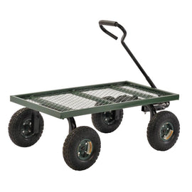 Muscle Rack 3 cu. ft. 20 in. W Utility Cart