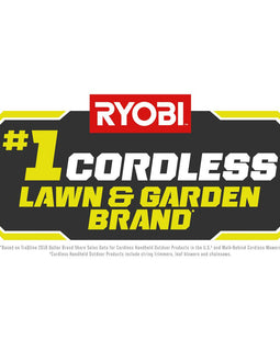 RYOBI 40-Volt Lithium-Ion Cordless Battery String Trimmer/Edger (Tool Only)