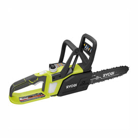 RYOBI ONE+ Lithium+ 10 in. 18-Volt Lithium-Ion Cordless Chainsaw (Select TOOL ONLY or KIT)