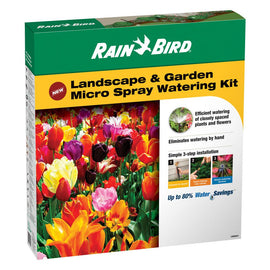 Rain Bird Landscape and Garden Micro Spray Watering Kit