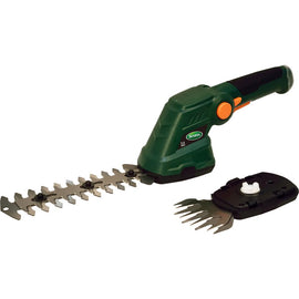 Scotts 7.2-Volt Lithium-Ion Cordless Grass and Shrub Shear - 2 Ah Battery and Charger Included